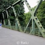 Brücke übder den Nebenarm