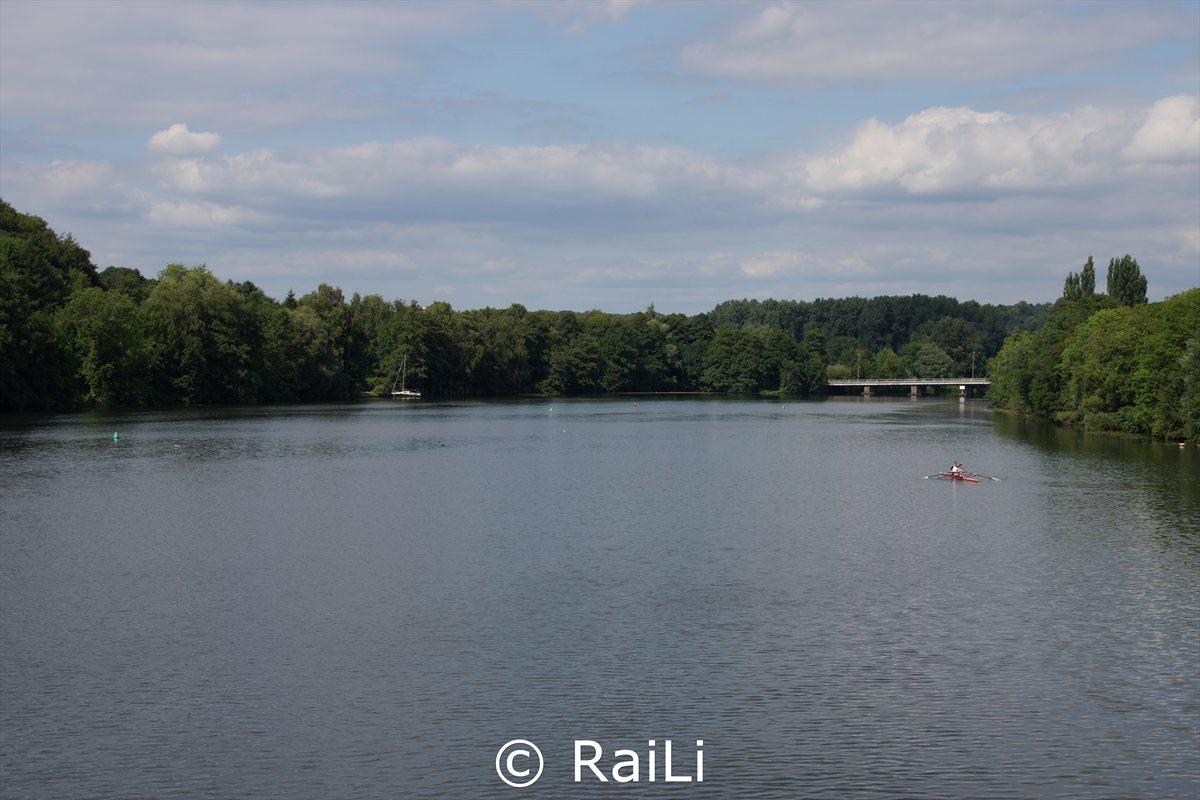 Hardenbergbrücke Essen- Baldeneysee