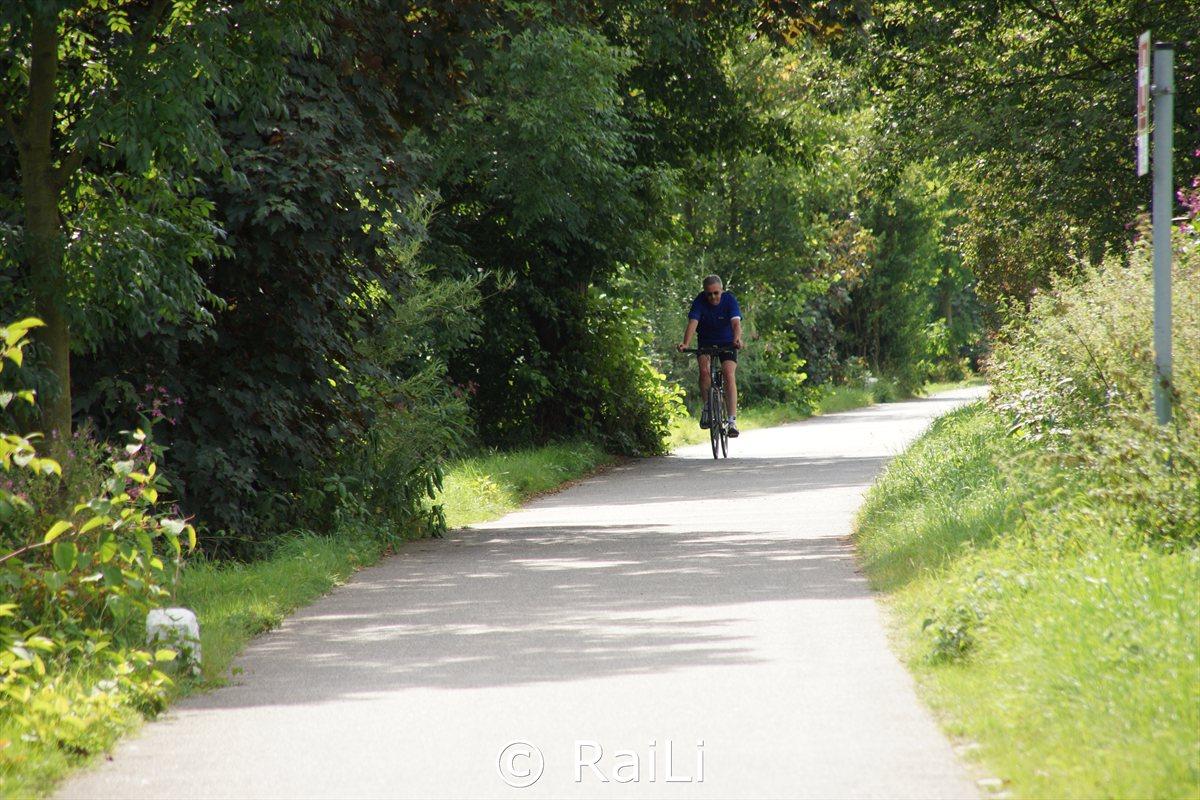 Ruhrtalradweg nach Kettwig