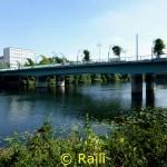 Schlossbrücke ostwärts